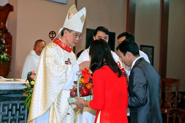 GP Phát Diệm: Gần 300 cặp vợ chồng mừng kỷ niệm thành hôn - Ảnh minh hoạ 11