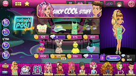 screenshot of MovieStarPlanet