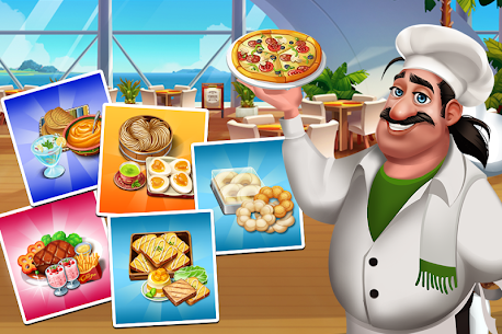 Cooking Talent – Restaurant manager – Chef game 1.0.4 Mod Android Updated 3
