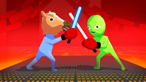 Gang Boxing Arena: Stickman 3D Fight apkmartins screenshots 1