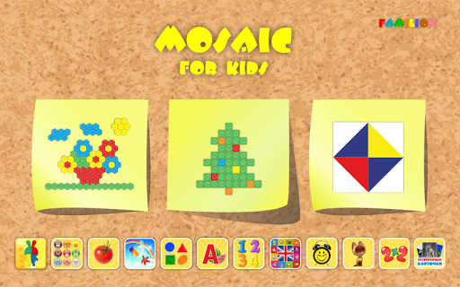 Mosaic for kids