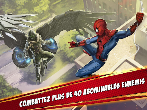 MARVEL Spider-Man Unlimited  captures d'écran 4