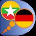 German Myanmar (Burmese) dict Icon