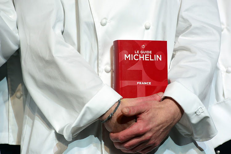 The Michelin Guide.