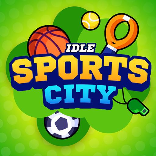 Sports City Tycoon Game - Bangun Kota Olahraga