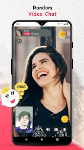 OMG Chat – Meet new people & Video chat strangers App Download For Android 2