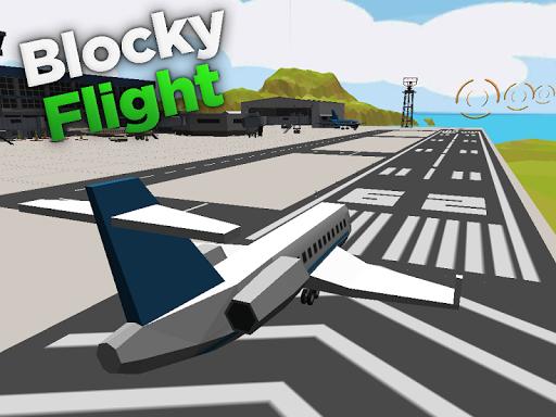Blocky Flight
