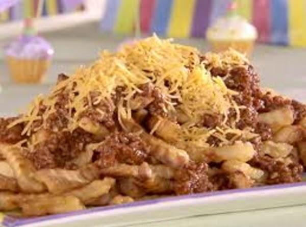 Nacho French Fries Recipe
