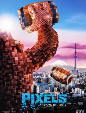 Filme Poster Pixels HDCAM XviD & RMVB Dublado