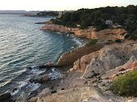 Cap Salou, Cala Penya Tallada and Les Mabres