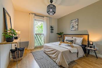 Appartement 4 pièces 78,47 m2