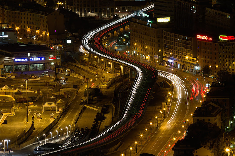 Curve nella notte di Ivan Fioravanti