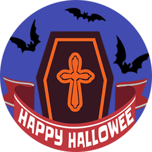 PG Halloween II: Halloween Stickers from PhotoGrid Icon