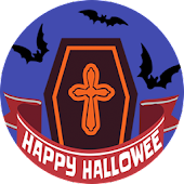PG Halloween II: Halloween Stickers from PhotoGrid
