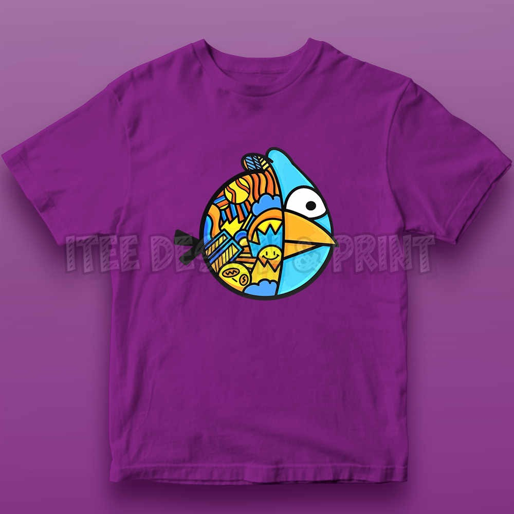Angry Birds Jay Blue 10