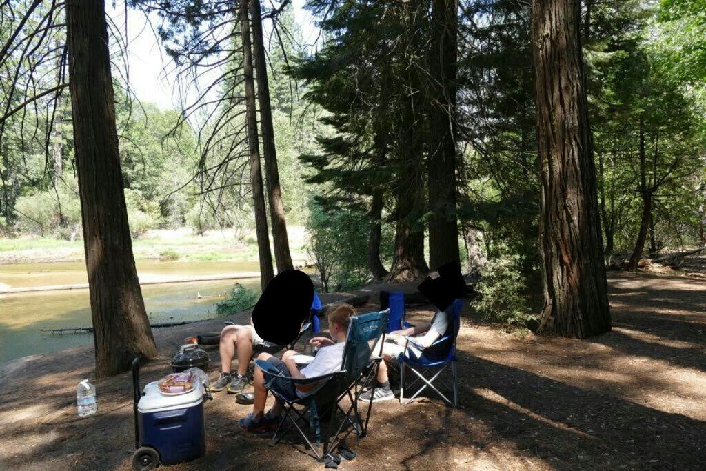 Yosemite - Lunch