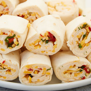 Pimiento Cheese Roll-Ups.
