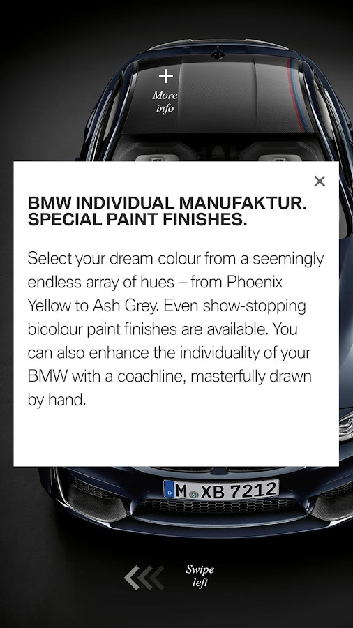 BMW Individual- screenshot