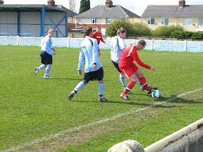 Photo: 12/04/08 v Winterton Rangers (NCELP) 1-4 - contributed by Leon Gladwell