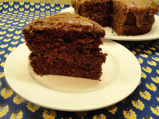 Jan's Grandmothers Puerto Rican Chocolate Cake Recipe