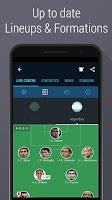 Screenshot of Football Scores - 365Scores
