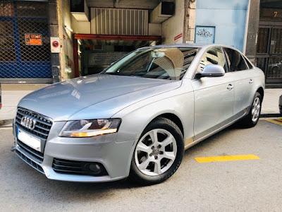 Audi a4 2.0 tdi garaje centro bilbao