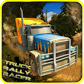 Super Truck Rally Racer Drift