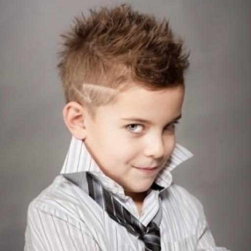 Делать причёски для мальчиков 遊戲 App LOGO-硬是要APP