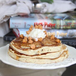 Skinny Hogwarts Butterbeer Pancakes