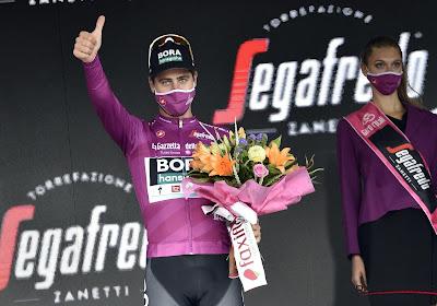 """Net geen zege voor Sagan na één van zijn beste sprints in de voorbije weken: """"Ik ga proberen de puntentrui te houden"""""""