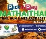 Mathaithai Trail Run & MTB Race : Lebone II - College of the Royal Bafokeng