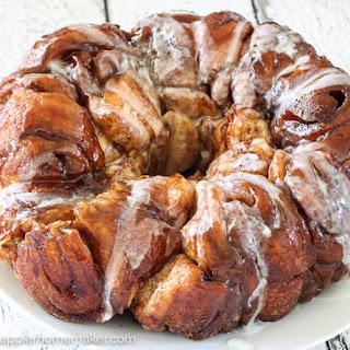 Cinnamon Roll Monkey Bread Recipe