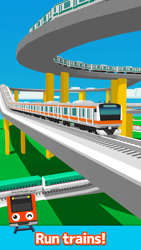 Train Go - Railway Simulator 2.21.0 screenshots 1