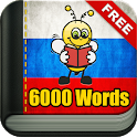 Learn Russian - 6000 Words - FunEasyLearn icon