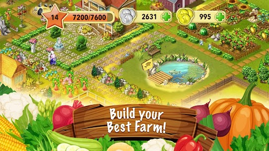 Jane's Farm: Farming Game – Build your Village Apk Download For Android and Iphone 1