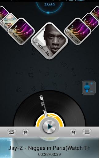 Next Music Widget screenshot 4