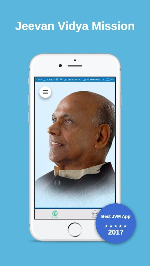Jeevan Vidya Mission - JVM App Global- screenshot