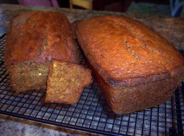 Mary's Special Sweet Potato Bread Recipe