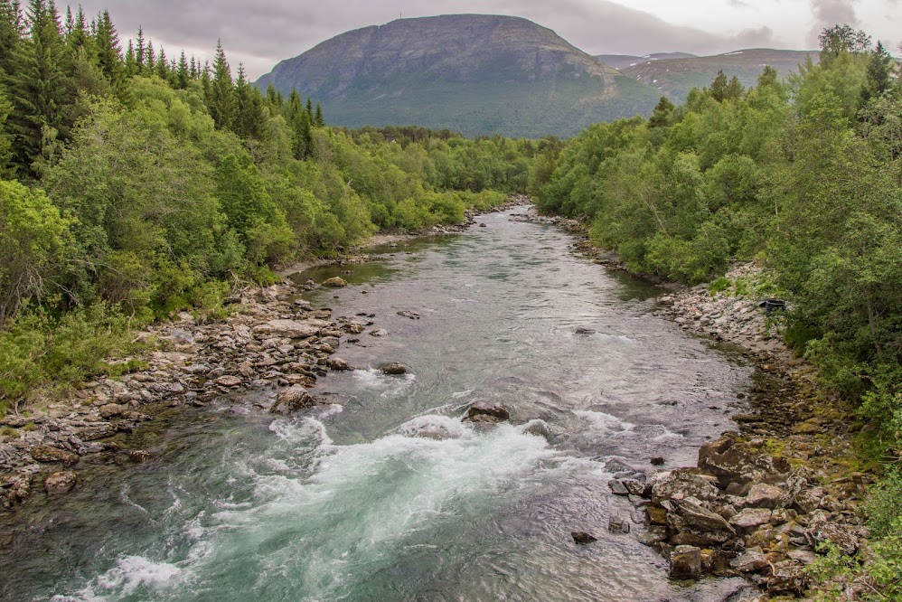 oppdal-in-noorwegen