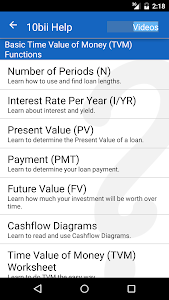 10bii Financial Calculator v4.0.13 (Plus)