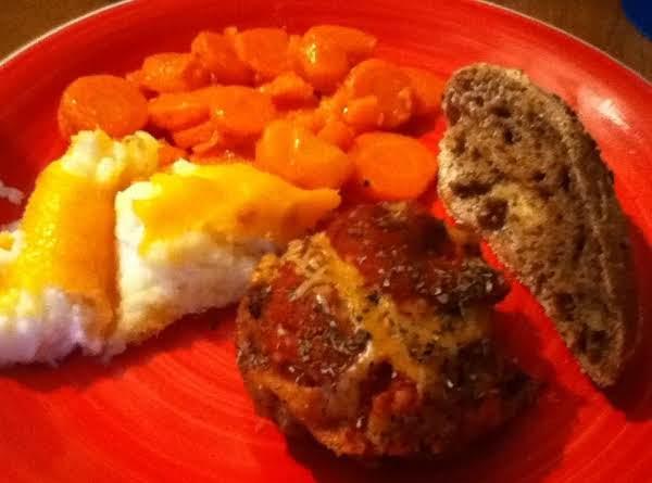 Herbed Beef Patties Recipe