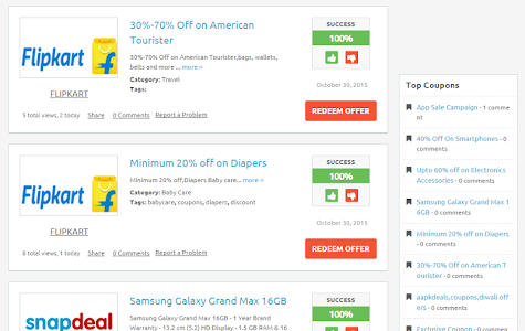 aap k deals screenshot 3