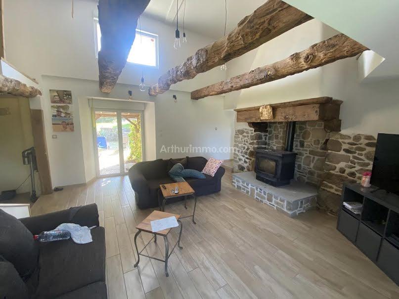 Vente maison 7 pièces 177 m² à Plumaugat (22250), 291 500 €