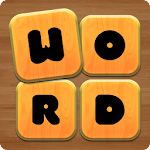 Word Brain - Wooden Block Puzzle free Icon