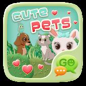 GO SMS Cute Pets