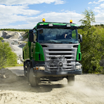 Jigsaw Puzzle Scania Top Truck Icon