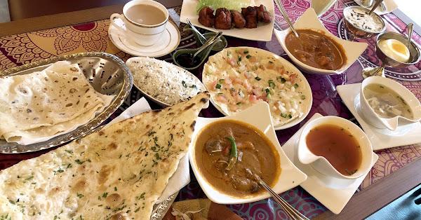 激推!吃了會懷念的印度料理-瑪哈印度餐廳(中山店)在地人都知道的印度餐廳