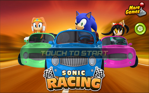 Super Sonic Drift: Car Racing Game - Free For Kids - náhled
