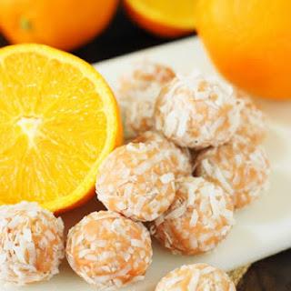 Orange-Coconut Balls.