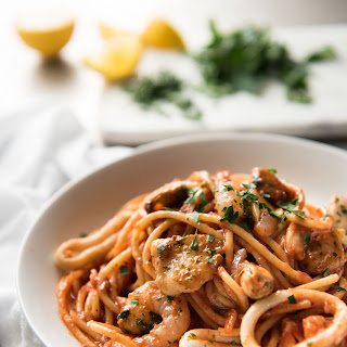 Seafood Marinara Sauce Recipes